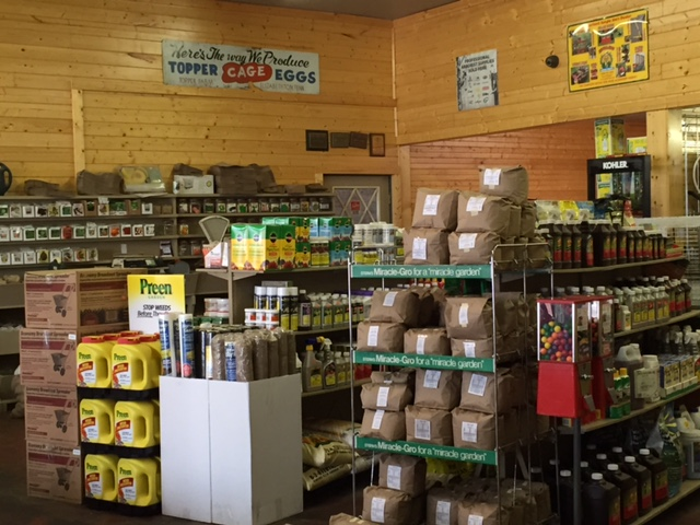 Inside Farm Supply Co.