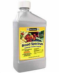 Broad Spectrum Landscape and Garden Fungicide