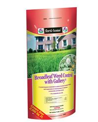 Broadleaf Weed Control with Gallery
