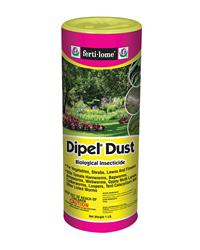 Dipel Dust Biological Insecticide