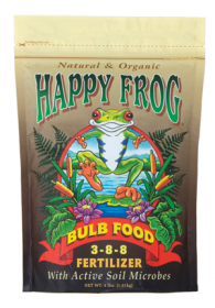 Happy Frog Bulb Food