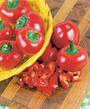 Hot Red Cherry Pepper
