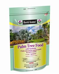 Palm Tree Food With Systemic