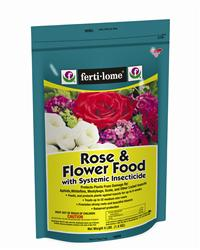 Rose and Flower Food with Systemic Insecticide
