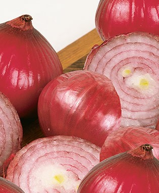 Sweet Red Onion