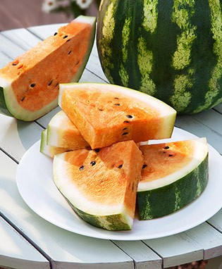 Yellow Meated Watermelon